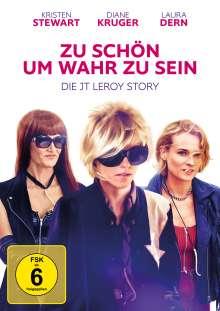 Zu schön um wahr zu sein - Die JT LeRoy Story, DVD