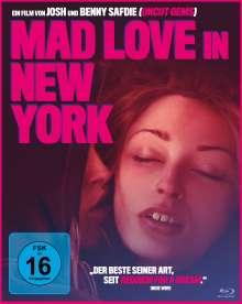 Mad Love In New York (Blu-ray), Blu-ray Disc