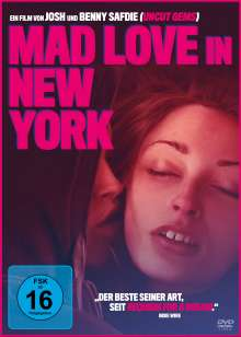 Mad Love In New York, DVD
