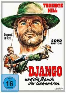 Django und die Bande der Gehenkten, 2 DVDs