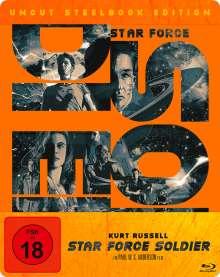 Star Force Soldier (Blu-ray im Steelbook), Blu-ray Disc