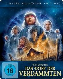 Das Dorf der Verdammten (1995) (Blu-ray & DVD im Steelbook), 1 Blu-ray Disc und 1 DVD