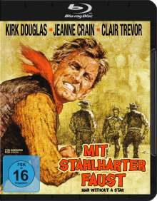 Mit stahlharter Faust (Blu-ray), Blu-ray Disc