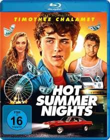 Hot Summer Nights (Blu-ray), Blu-ray Disc