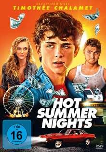 Hot Summer Nights, DVD