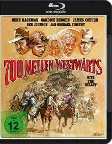 700 Meilen westwärts (Blu-ray), Blu-ray Disc