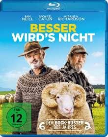 Besser wird's nicht (Blu-ray), Blu-ray Disc