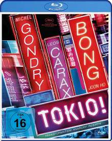 Tokio! (Blu-ray), 1 Blu-ray Disc und 1 DVD