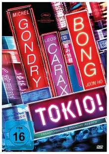 Tokio!, 2 DVDs