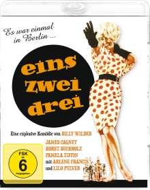 Eins, zwei, drei (Blu-ray), Blu-ray Disc