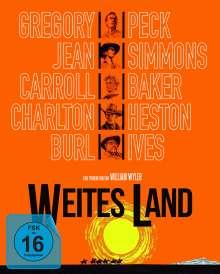 Weites Land (Special Edition) (Blu-ray & DVD im Digipack), 1 Blu-ray Disc und 2 DVDs