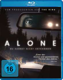 Alone - Du kannst nicht entkommen (Blu-ray), Blu-ray Disc