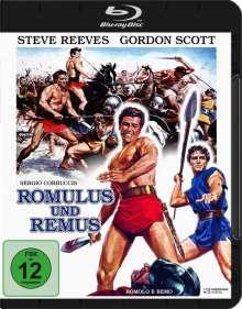 Romulus und Remus (Blu-ray), Blu-ray Disc