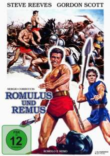 Romulus und Remus, DVD