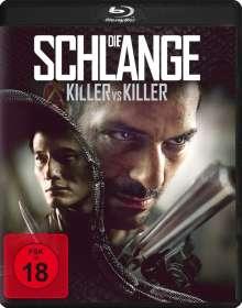 Die Schlange - Killer vs. Killer (Blu-ray), Blu-ray Disc