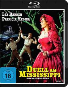 Duell am Mississippi (Blu-ray), Blu-ray Disc