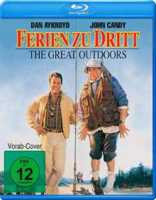 Ferien zu Dritt (Blu-ray), Blu-ray Disc