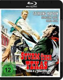Sturm über Texas (Blu-ray), Blu-ray Disc