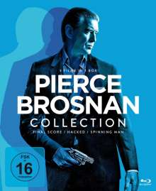 Pierce Brosnan Collection (Blu-ray), 3 Blu-ray Discs