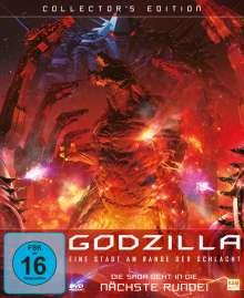 Godzilla: Eine Stadt am Rande der Schlacht (Collector's Edition), DVD