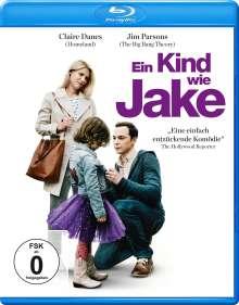 Ein Kind wie Jake (Blu-ray), Blu-ray Disc
