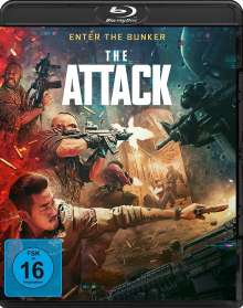 The Attack (Blu-ray), Blu-ray Disc
