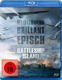 Battleship Island (Blu-ray), Blu-ray Disc