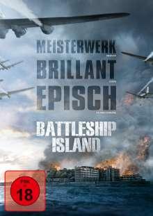 Battleship Island, DVD