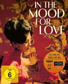 In the Mood for Love (Special Edition) (Ultra HD Blu-ray, Blu-ray & DVD), 1 Ultra HD Blu-ray, 1 Blu-ray Disc und 1 DVD