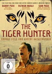 The Tiger Hunter - Grosse Ziele und andere Katastrophen, DVD