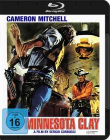 Minnesota Clay (Blu-ray), Blu-ray Disc
