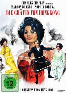Die Gräfin von Hong Kong, DVD
