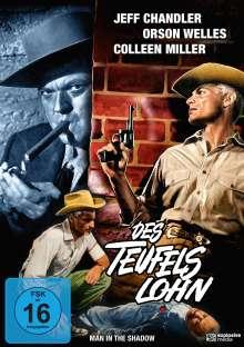 Des Teufels Lohn, DVD