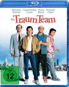 Das Traum-Team (Blu-ray), Blu-ray Disc