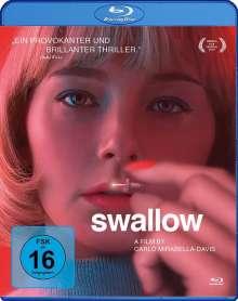 Swallow (Blu-ray), Blu-ray Disc