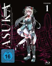 Magical Girl Spec-Ops Asuka Vol. 1 (Blu-ray), Blu-ray Disc