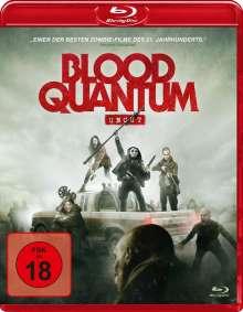 Blood Quantum (Blu-ray), Blu-ray Disc