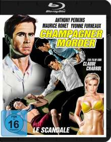 Champagner Mörder (Blu-ray), Blu-ray Disc