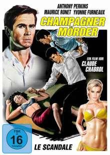Champagner Mörder, DVD