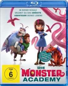 Die Monster Academy (Blu-ray), Blu-ray Disc