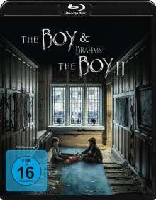 The Boy / Brahms: The Boy II (Blu-ray), 2 Blu-ray Discs