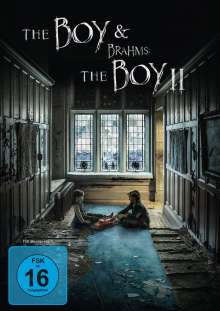 The Boy / Brahms: The Boy II, 2 DVDs