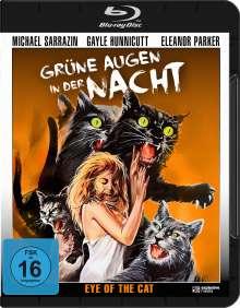 Grüne Augen in der Nacht (Blu-ray), Blu-ray Disc