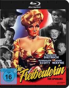 Die Freibeuterin (Blu-ray), Blu-ray Disc