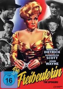 Die Freibeuterin, DVD