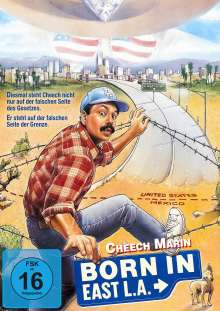 Born in East L.A., DVD