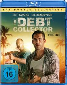 The Debt Collector 1 & 2 (Blu-ray), 2 Blu-ray Discs