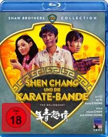 Shen Chang und die Karate-Bande (Blu-ray), Blu-ray Disc