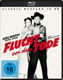 Flucht vor dem Tode (Blu-ray), Blu-ray Disc