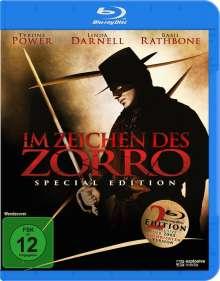 Im Zeichen des Zorro (Blu-ray), 2 Blu-ray Discs